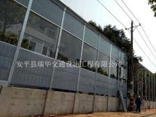 武汉客户校园声屏障反馈图片