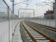 铁路隔音墙