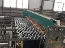 菱形刀片焊接网