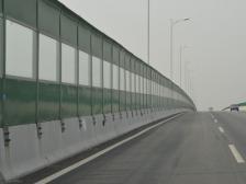 佛山东海高架桥声屏障工程案例