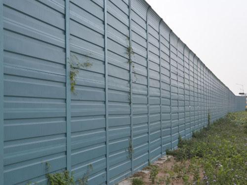 深圳松柏路声屏障工程案例